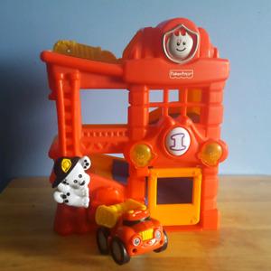 Racin' Ramps Firehouse