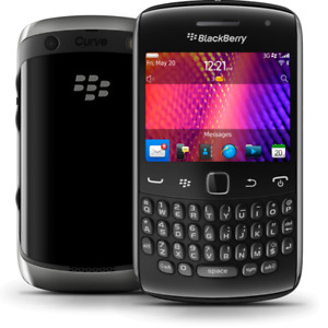 WIND BlackBerry Curve 9360 in Mint Condition Only $49.00