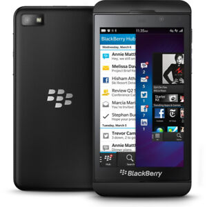 Blackberry Z10 Mint Condition – 80 CAD with free tempered glass