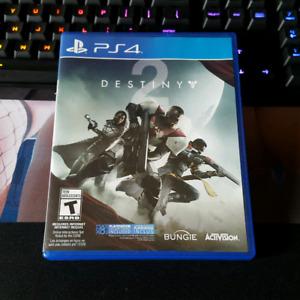 PS4 Games - Destiny 2 & NHL 16!