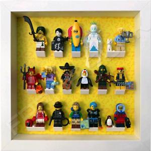 Lego minifigures Bonhommes series 15-16 set NEUF New