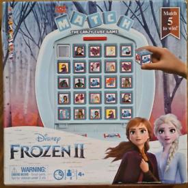Disney Frozen 2 Top Trumps Match Game