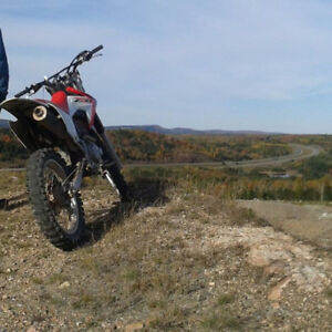 2016 Crf 230 (Brand new engine)