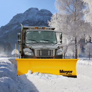 New Meyer® Road Pro™ 32-Series Commercial Plow - BLOWOUT!