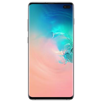 Samsung Galaxy S10+ Plus Prism White Verizon SMG975UZWV Smartphone