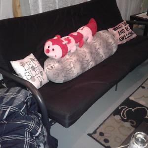 Metal Futon Great condition lots more