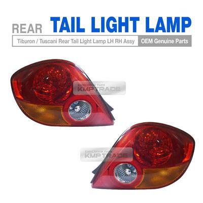 OEM Genuine Parts Rear Light Tail Lamp RH For HYUNDAI 2007-2008 Tiburon Tuscani