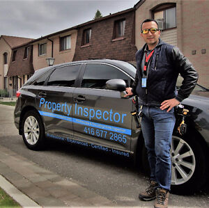 Home Inspection {Certified & Insured Inspector}