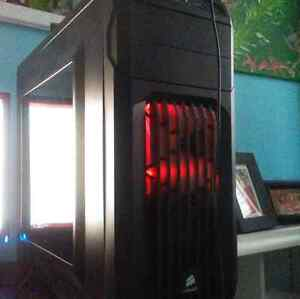 Custom gaming pc with extras!!