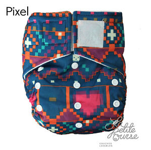 "Cloth Diaper "" La Petite Ourse"" FREE delivery for order over 80$ Cornwall Ontario image 1"