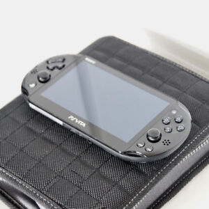 PS VITA 2nd generation (Slim) 3.68 Firmware Black ~ 1GB Internal