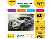 MERCEDES-BENZ GLA 200 220 D 2.1 AMG LINE EXECUTIVE 4MATIC PREMIUM £98 PER WEEK!