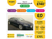 Jaguar XJ Series FROM £140 PER WEEK!