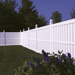 CANADA'S MOST POPULAR SEMI PRIVACY FENCE IS NOW ON SALE