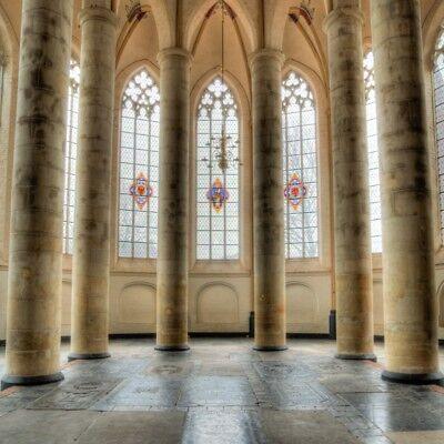Справочный материал Church Interior Backdrop Photography