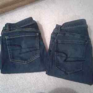AMERICAN EAGLE SIZE 4 Kitchener / Waterloo Kitchener Area image 1