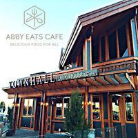 Abby Eats Cafe Townhall Pub Fundraiser Dinner/Auction