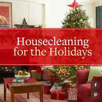 DECEMBER HOUSE CLEANING SPECIAL $100