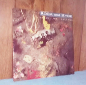 Rock and Hyde Record - Under the Volcano - Disque Vinyle