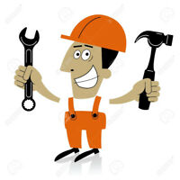 Experienced Handyman Available in Hamilton , Burlington