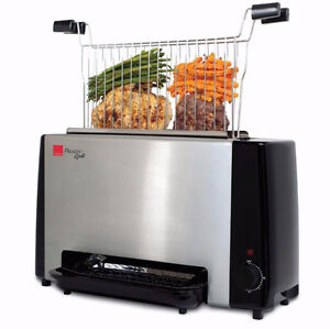 Brand New Ronco Ready Grill Black