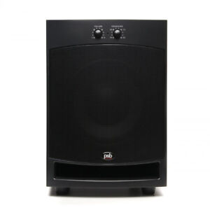 """*MINT, LIKE NEW* 8"""" PSB Subseries 125 Subwoofer 125 Watts CLEAN"""