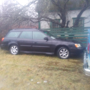 03 Subaru Legacy for restoration or parts