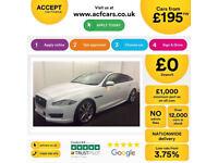 Jaguar XJ FROM £195 PER WEEK!
