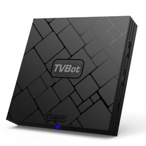 TVBot  lets you access all the media you love, without the mess,