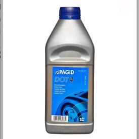 Dot4 Pagit New Sealed Brake fluid 1ltr
