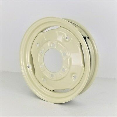 New 3 X 15 6 Hole Front Tractor Rim Wheel