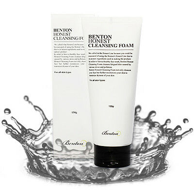 BENTON ® Honest Cleansing Foam 150g