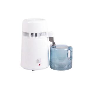 110v Ethanol/Water purifier/Distiller Still Stainless Boiler
