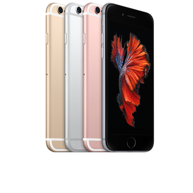 iPhone 6S 16GB 32GB 64GB 128GB spacegrau rosegold gold silber Apple Smartphone
