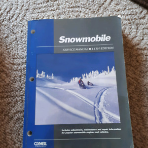 SNOWMOBILES REPAIR MANUALS