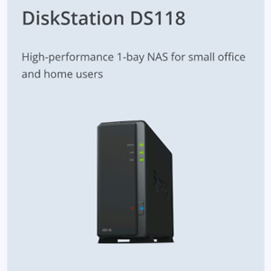 WANTED: Synology DS118 / DS218