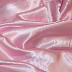 Premium satin nude pink fabric