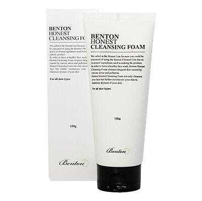 [BENTON] Honest Cleansing Foam 150g / Facial moisturizing / All skin type