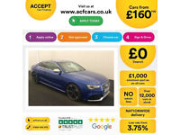 Audi RS5 FROM £155 PER WEEK!