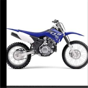 Looking for a 125 cc dirt bike