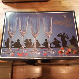 Concerto Crystal Capri glasses