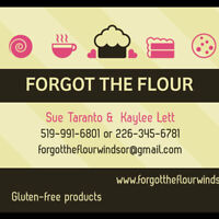 Gluten Free Baked Goods and More