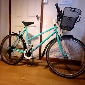 "18"" ladies bike for sale £60"