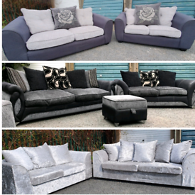 Sofa sale from £80 can deliver