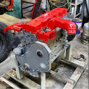 BUILT/BRAND NEW 24V CUMMINS ENGINE
