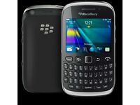 Blackberry Curve 9320 Black (Unlocked) in good condition