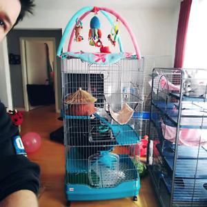 Cages pour furet ou rat a vendre