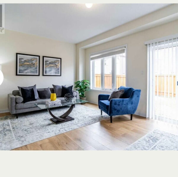 Gorgeous 4 bedroom home with separate basement in Brampton ...