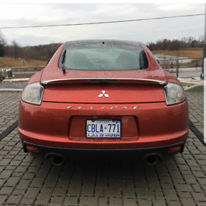 2011 Mitsubishi Eclipse GS - Safety and E-test Included