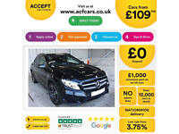 Mercedes-Benz GLA220 AMG FROM £109 PER WEEK!